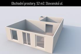 (Pronájem, obchod a služby, 52 m2, Plzeň, ul. Slovanská), foto 4/4