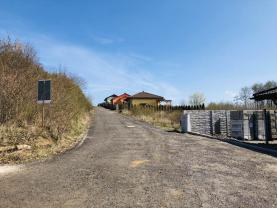 Prodej, stavební pozemek, 800 m2, Horní Litvínov