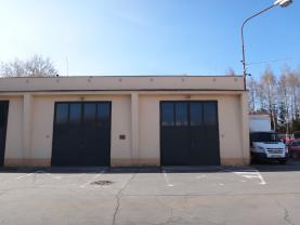 Pronájem, garáž, 60 m2, Kladno, ul. Smečenská
