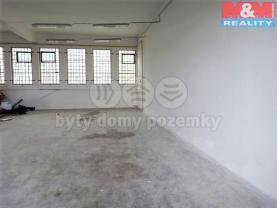 (Pronájem, skladový prostor, 120 m2, Kladno, ul. Smečenská), foto 2/9