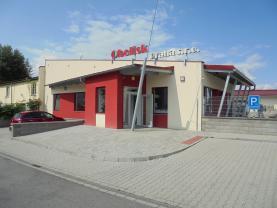 Prodej, obchodní objekt, České Budějovice, ul. U Pily