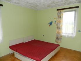 ložnice (Pronájem, rodinný dům 3+1, 97 m2, Chotovice), foto 3/20