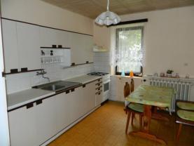 Pronájem, rodinný dům 3+1, 97 m2, Chotovice