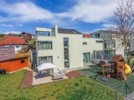 Prodej, rodinný dům, 7+kk, 799 m2, Praha 5-Lipence