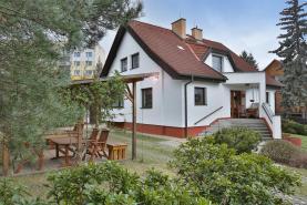 Pronájem, rodinný dům, 422 m2, pozemek 1363 m2, Praha 4