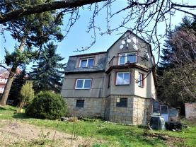 Prodej, rodinný dům 5+2, 200 m2, Hrádek