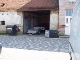 Pronájem, garáž, 39 m2, Dobruška