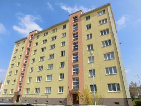 Prodej, byt 2+1, 53 m2, OV, Most, ul. Jaroslava Vrchlického
