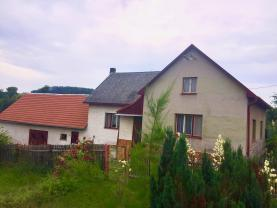 Prodej, rodinný dům 3+1, 978 m2, Zvěstov