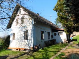 Prodej, rodinný dům, 4+kk, Poustka, Ostroh, zahrada 2905 m2