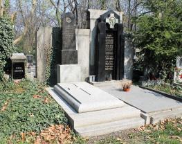 Prodej, žulová hrobka, 4 m2, Praha 3 - Olšanský hřbitov