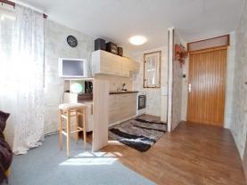 Kuchyně s předsíní (Prodej, chata, 75 m2, Lipová - Seč), foto 2/18