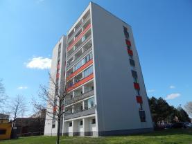 Prodej, byt 1+1, 38 m2, Pardubice, ul. Blahoutova