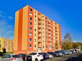 Prodej, byt 1+1, 39 m2, DV, Jirkov, U Sauny
