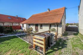 Prodej, rodinný dům 3+1, 916 m2, Chrást u Poříčan
