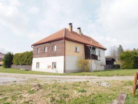 Prodej, rodinný dům, Frymburk, Milná