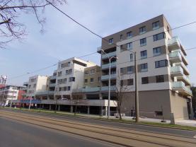 Pronájem, byt 1+kk, 45 m2, Plzeň, Koterovská