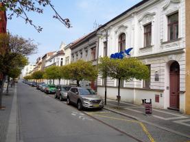Pronájem, kancelářské prostory, 140 m2, Pardubice - centrum