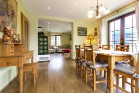Prodej, rodinný dům 6+kk, 375 m2, Hamry