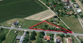 Prodej, pozemek, 1170 m2, Lazníky