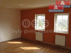 Pokoj 1.1 (Pronájem, byt 4+1, 78 m2, I.NP, Brozany nad Ohří), foto 3/10