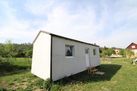 Prodej, mobilní dům, 2+kk, 25 m2, Zadní Třebaň