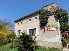 Prodej, rodinný dům 3+1, 1611 m2, Dolany - Véska