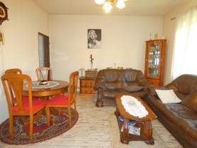 obývák (Prodej, rodinný dům, 313 m2, Dobkovice, okr.Děčín), foto 3/16