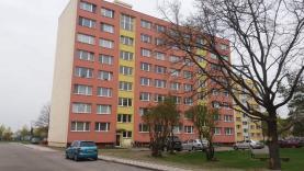 Pronájem, byt 2+1, 50 m2, Nymburk, Okružní