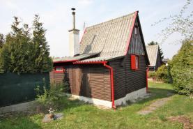 Prodej, chata, Kozojedy, okr. Praha - východ