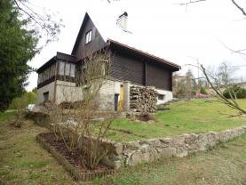 Pohled na chatu (Prodej, chata 6+1, 178 m2, Mnichovice), foto 2/30