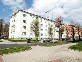 Flat 2+1, 55 m2, Karlovy Vary, Ostrov, S. K. Neumanna