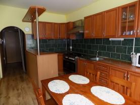 kuchyně (Prodej, byt 3+1, OV, Děčín, ul. Čsl. partyzánů), foto 2/10