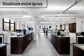 (Pronájem, kancelářské prostory, 480 m2, Plzeň), foto 2/12
