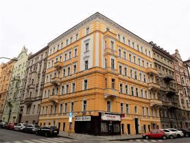 Pronájem, byt 3+kk, 105 m2, Praha 2 - Nové Město