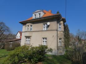 Prodej, rodinný dům, 986 m2, Krásná Lípa, ul.Pražská