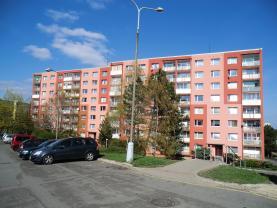 Prodej, byt 1+1, 36 m2, DV, Chomutov, ul. Písečná