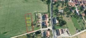 Prodej, pozemek, 969 m2, Jinošov