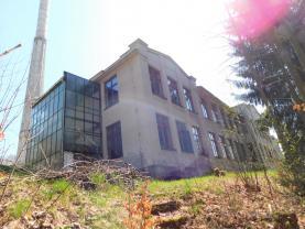 Prodej, skladový areál, Kraslice, ul. Čs. armády, 8338 m2