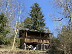Prodej, chata, 27m2, Svojšín