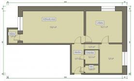 (Prodej, byt 2+1, 56 m2, Hořovice, ul. 1. máje), foto 4/20