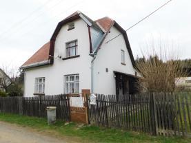 Prodej, rodinný dům 5+1, Kraslice, Sněžná, zahrada 2071 m2