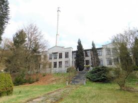Prodej, výrobní areál, Kraslice, ul. Čs. armády, 8338 m2