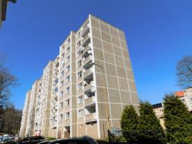 Prodej, byt 1+1, 40 m2, DV, Kraslice, ul. Pod nádražím