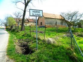 Prodej, stavební parcela, Horní Slivno