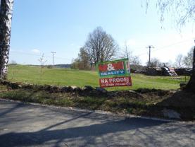 Prodej, pozemek, 2470 m2, Tříklasovice