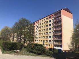 Pronájem, byt 1+kk, 26 m2, Most, ul. K. H. Borovského