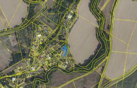 Prodej, stavební pozemek, 627 m2, Dlouhá Loučka