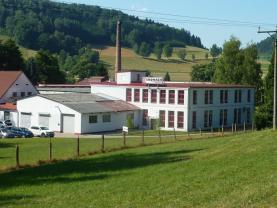 Pronájem, výrobní objekt, Machov - Nízká Srbská