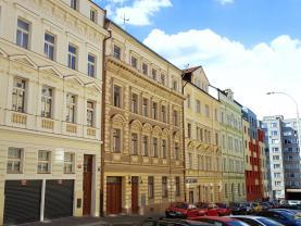Pronájem, byt 2+1, 60 m2, Praha 3 - Žižkov, ul. Baranova